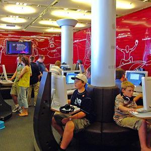 Интернет-кафе Варны