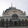 Железнодорожные вокзалы в Варне