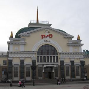 Железнодорожные вокзалы Варны